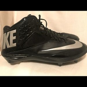 Nike Lunarlon Code Pro Cleats NEW Unworn 12